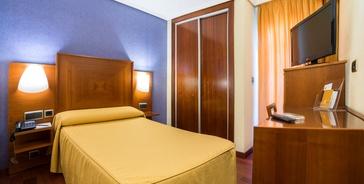 CHAMBRE INDIVIDUELLE Hotel Torreluz Centro