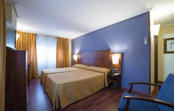 Chambre Hotel Torreluz Centro